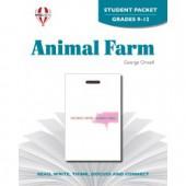 Novel Units Animal Farm Student Packet