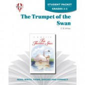Novel Unit the Trumpet of the Swan Student Packet
