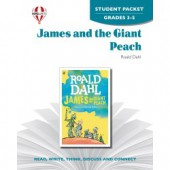 Nnovel Unit James and the Giant Peach Student Packet