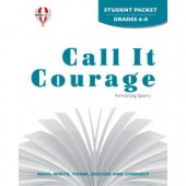 Novel Unit Call It Courage Student Packet