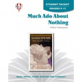 Novel Unit Much Ado About Nothing Student Packet