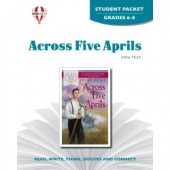 Novel Unit Across Five Aprils Student Packet