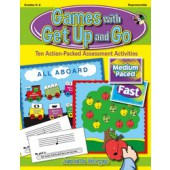 Games with Get Up and Go - Ten Action-Packed Assessment Activities