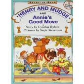 Henry & Mudge: Annie's Good Move Level 2 Reader