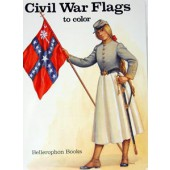 Civil War Flags To Color