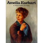 Amelia Earhart Coloring Book