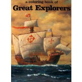 A Coloring Book of Great Explorers