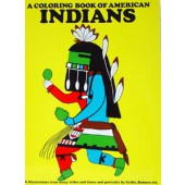 A Coloring Book of American Indians