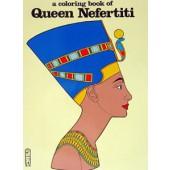 A Coloring Book of Queen Nefertiti