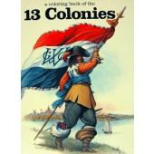 A Coloring Book of the 13 Colonies