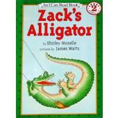Zacks Alligator Level 2 Reader