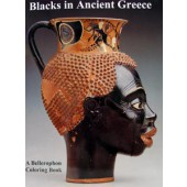 Blacks in Ancient Greece Coloring Book