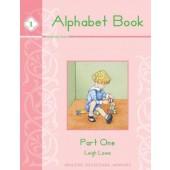 Alphabet Book 1 - Memoria Press