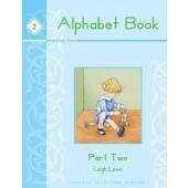 Alphabet Book 2 - Memoria Press