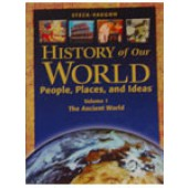 History of Our World - Ancient - volume 1