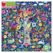 Tree of Life 1000 Piece Puzzle by eeBoo