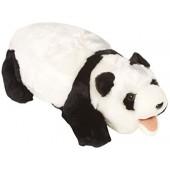 "18"" Panda Lying Hand Puppet - Sunny Toys"