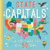 State Capitals - Usborne