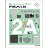 Dimensions Math Workbook 2A - Singapore Math