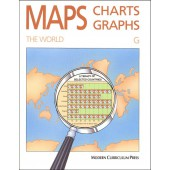 MCP Maps Charts & Graphs Level G