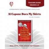 Novel Unit - Al Capone Does My Shirts Teacher Guide Grades 6-8