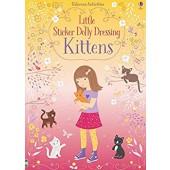 Kittens Dolly Dressing Activity Book - Usborne