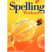 MCP Spelling Workout D, Grade 4 Student Edition (2001/2002 Ed)