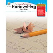 Comprehensive Handwriting Practice: Traditional Cursive Resource Book