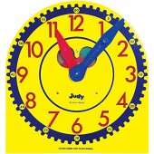 Color Coded Judy Clock