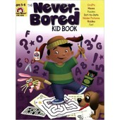 The Never-Bored Kid Book, Ages 5-6  Even-Moor