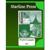 Starline Press World Geography 905
