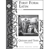 First Form Latin Quizzes and Tests