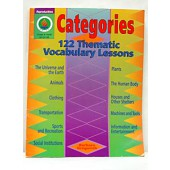 Categories: 122 Thematic Vocabulary Lessons