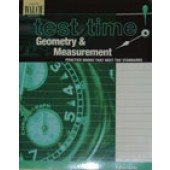Test Time! Geometry & Measurement, Grades 7-8