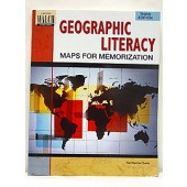 Geographic Literacy:  Maps For Memorization