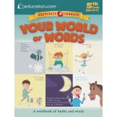 Your World of Words: A workbook of books and words Grade 5