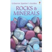 Usborne Spotters Guide:  Rocks & Minerals