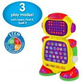 AlphaBot - Interactive Alphabet, Spelling, & Phonics Robot - The Learning Jouney