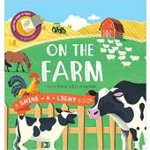 On The Farm Shine-A-Light - Kane Miller (Hardbound)