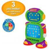 Touch and Learn NumberBot - Interactive Mathematics Robot STEM - The Learning Jouney