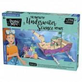 Pepper Mint in the Fantastic Underwater Science Voyage