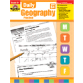 Daily Geography Practice, Grade 6+