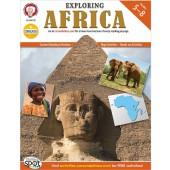 Exploring Africa Resource Book Grade 5-8
