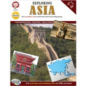 Exploring Asia Resource Book Grade 5-8