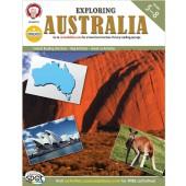Exploring Australia Resource Book Grade 5-8