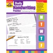 Daily Handwriting - Contemporary Cursive