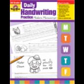 Daily Handwriting - Modern Manuscript