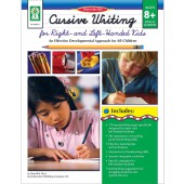 Cursive Writing for Right- & Left- Handed Kids Resource Book Grade 3-7