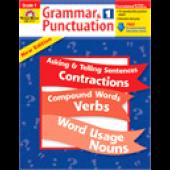 Grammar & Punctuation Grade 1