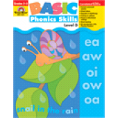 Basic Phonics Skills Level D